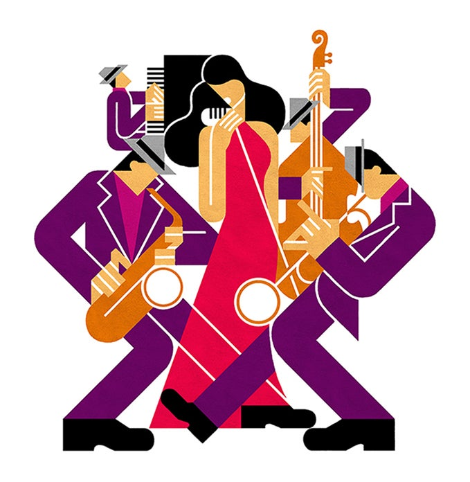 Image of Jazz Quintet