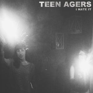 "Image of ALR:023 TEEN AGERS - ""I HATE IT""  CD/LP COLOR VINYL!!!"