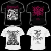 Image of NEW GASTRORREXIS T-SHIRTS