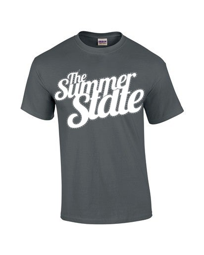 Image of Outline Tee (Charcoal)