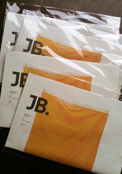 "Image of JB. Magazine — Issue #01 — ""Shifting Realities"""