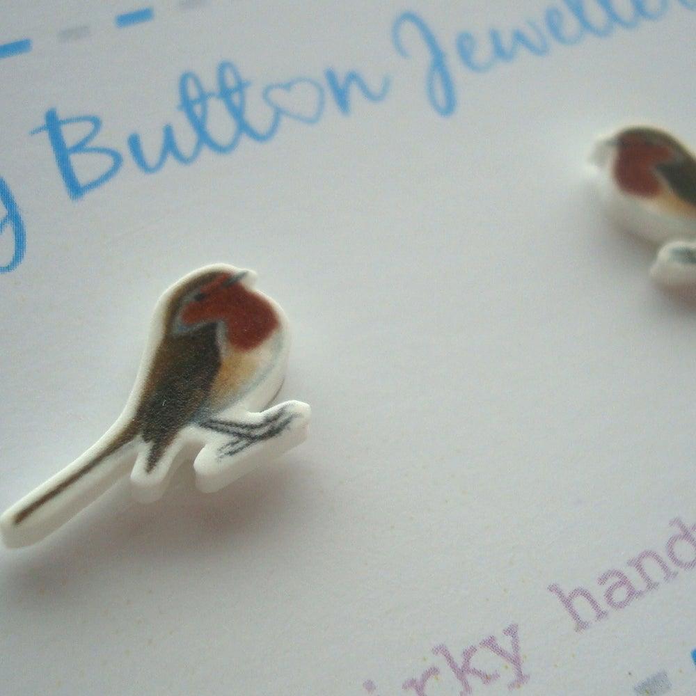 Image of Robin Earrings