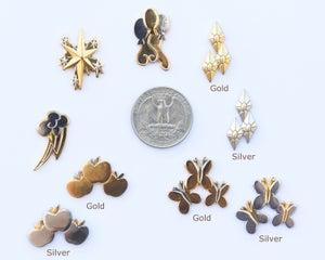 Image of Mane Six Lapel Pin Set