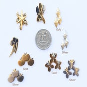 Image of Mane Six Lapel Pin Set