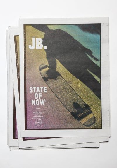"""Image of JB. Magazine — Issue #02 — """"State Of Now"""""""