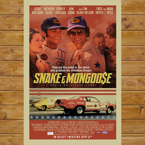 "Image of 27"" X 40"" Snake and Mongoo$e Movie poster"