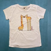 Image of Eye to Eye Giraffes Infant T-shirt