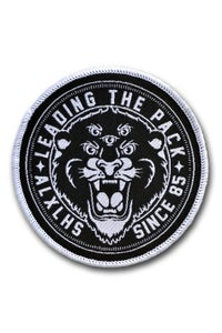 Image of Leading The Pack: Woven Patch
