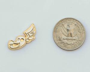 Image of Shadowbolts pin