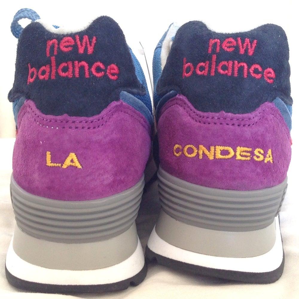 """Image of NewBalance 574 La Condesa """"Morado"""""""