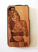 Image of LK iPhone 4 Case Shh!