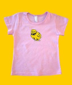 Image of Tough Chick Toddler Pink