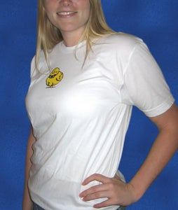 Image of Tough Chick Short Sleeve White
