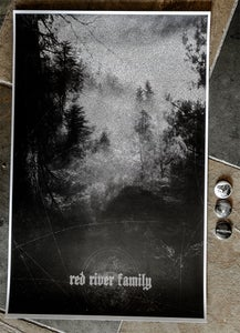 Image of RedRiverFamily Poster and Pins - Summer