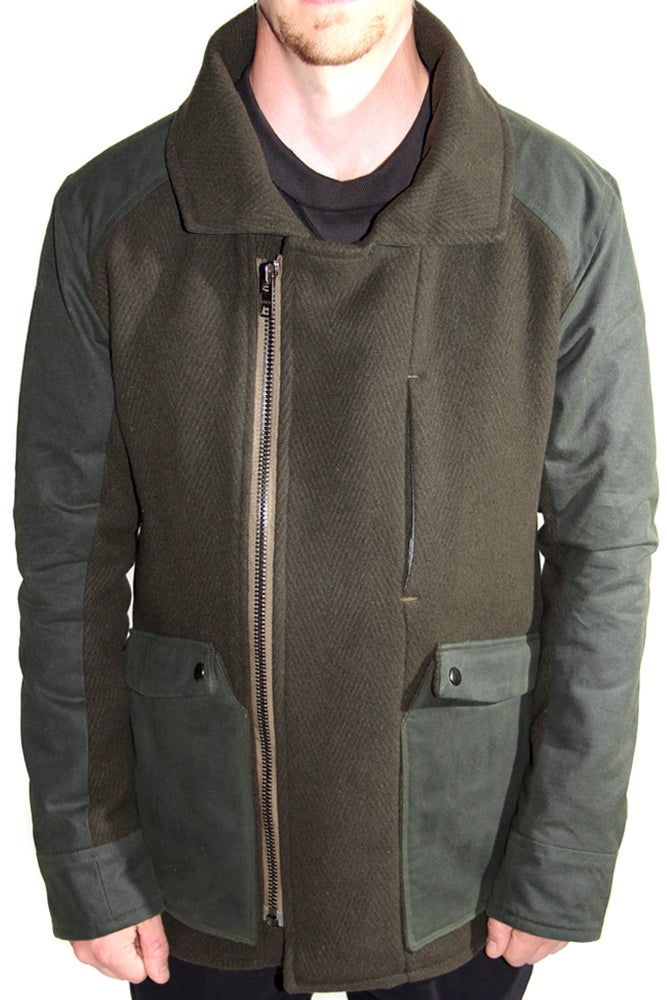 Image of Pea Coat