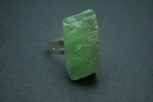 Image of Green Fluorite Ring