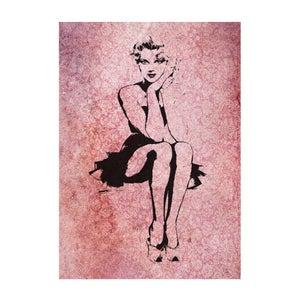 Image of Sweet pink