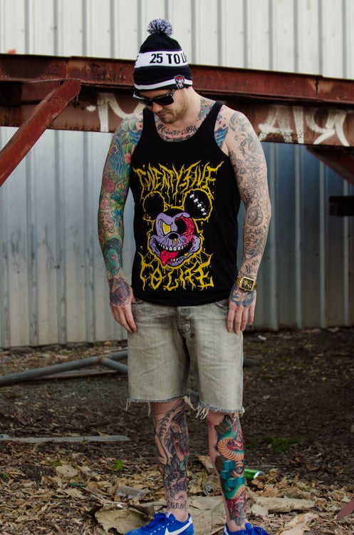 Image of Taking The Mickey Singlet