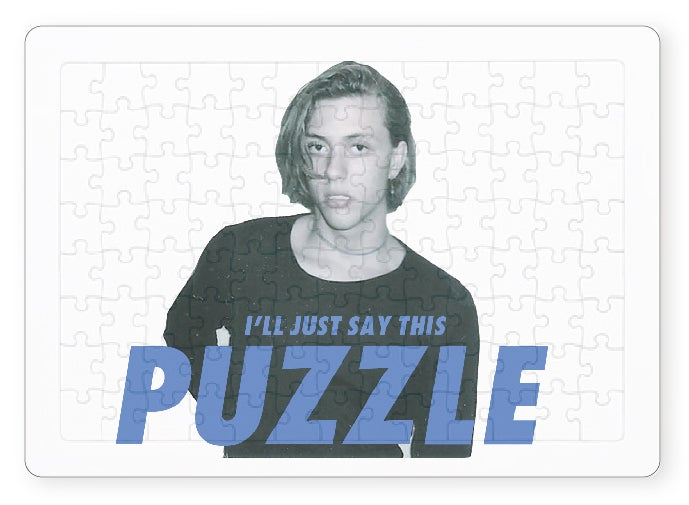 """Image of PUZZLE """"I'll Just Say This"""" Ltd.50 Special Puzzle + LP edition"""