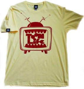 Image of T.V. Logo (Red Banana)