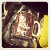 Image of Wasp Dildo Mug