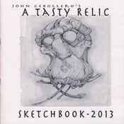 Image of NICE RELIC - SKETCHBOOK - 2013