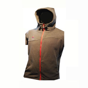 Image of Polartec 200 DWR Water Repellant Fleece Hoody Made in Colorado