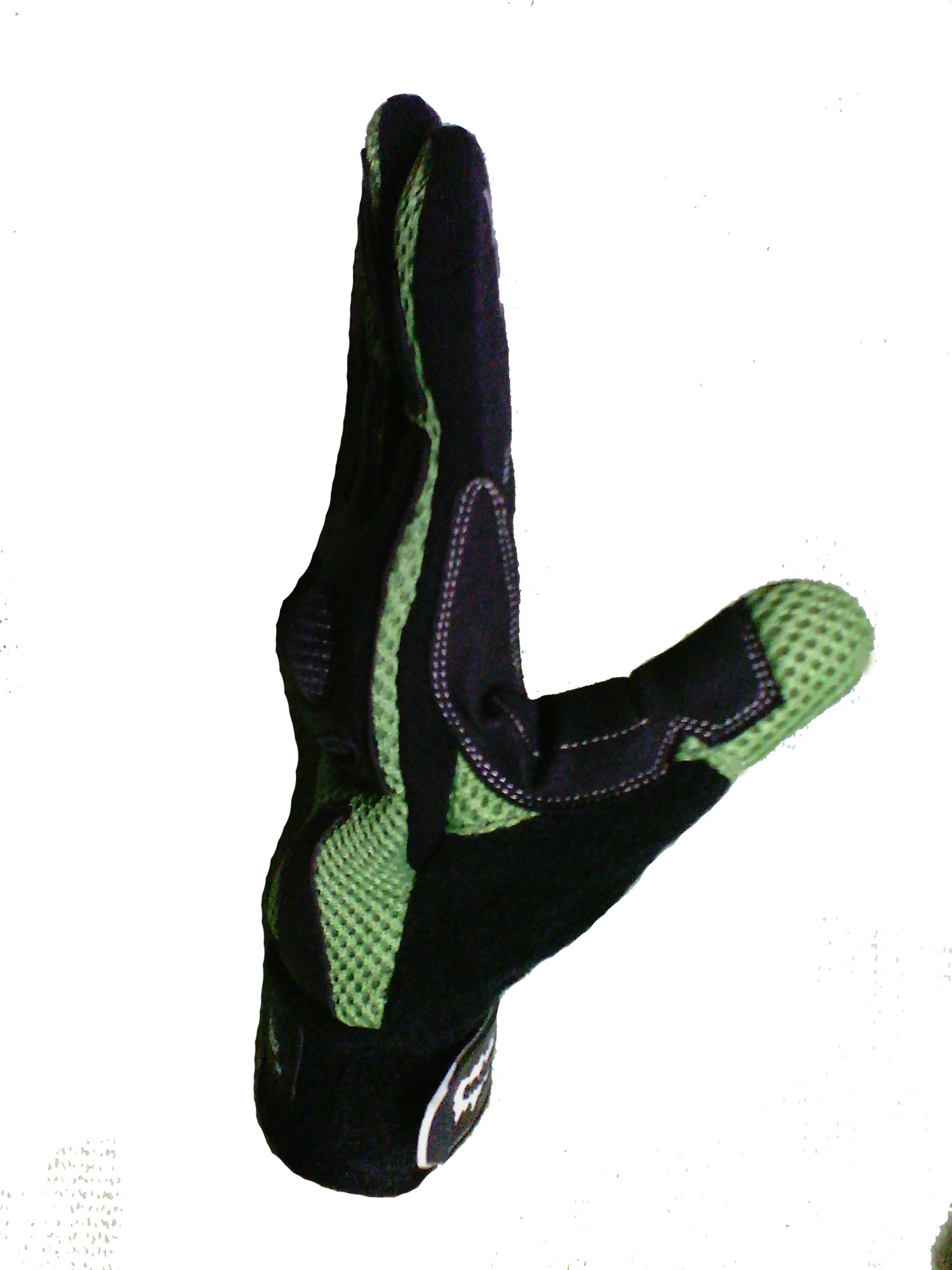 Image of Bright Green Enduro Crossover Gloves