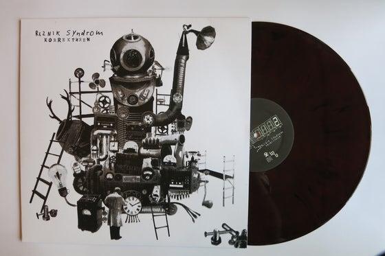"""Image of Korrekturen 12"""" Limited Edition Vinyl"""