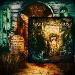 "Image of PRE-ORDER ""MANTIS"" CD"