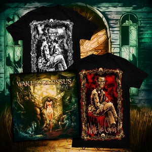 "Image of PRE-ORDER ""MANTIS"" CD & SHIRT PACKAGE"