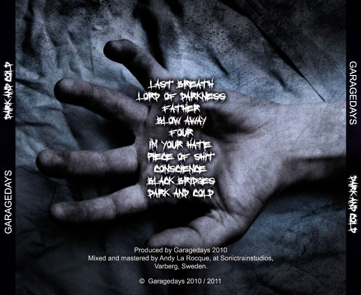 Image of Dark And Cold - Physical Debut Album