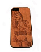 Image of LK iPhone 5 Case Shhh!