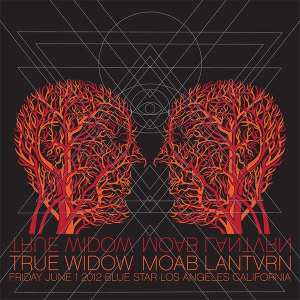 Image of True Widow, Moab, & LANTVRN Los Angeles