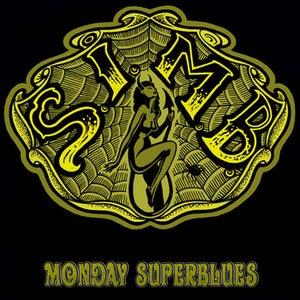 Image of S.I.M.B. - Monday Superblues CD