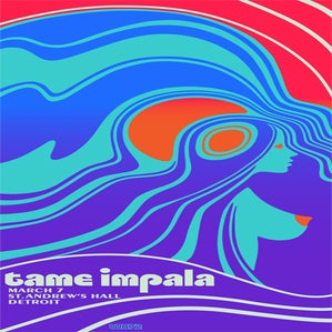 Image of Tame Impala Detroit