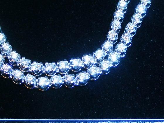 Image of Diamond tennis chain