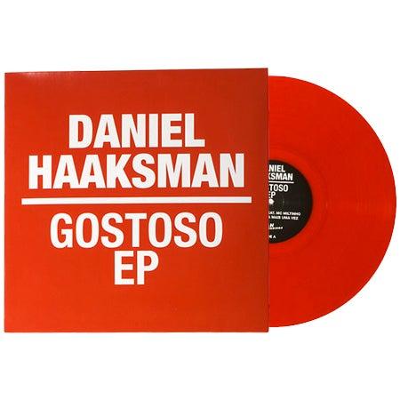 """Image of Daniel Haaksman """"Gostoso EP"""" 12"""""""