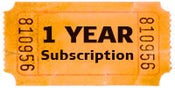 Image of 1 Years Subscription (Thirty Two Pounds)