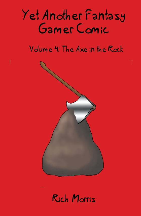 Image of YAFGC Vol. 4: The Axe in the Rock