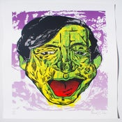 "Image of GENESIS KHAN ""Mark [E] Smith"" Limited Edition Print"