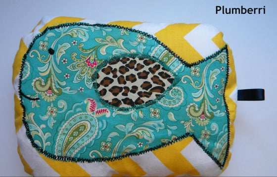 Image of Soft Fish Pillow
