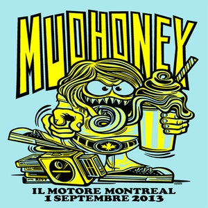 Image of Mudhoney Montreal