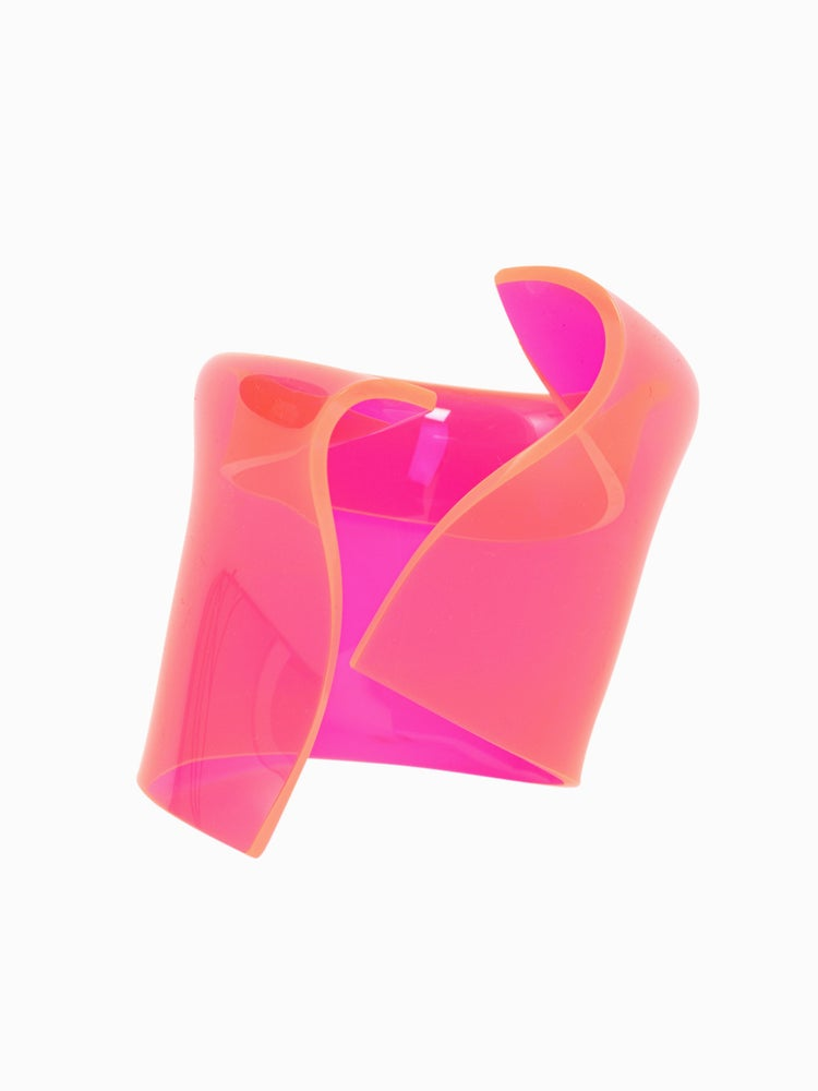 Image of Lego XL Cuff Fluorescent Pink