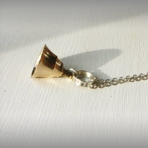 Image of Pregnancy and New Born Bell Necklace