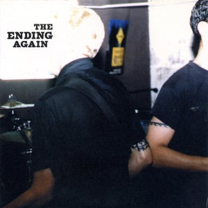 "Image of The Ending Again - s/t (7"")"