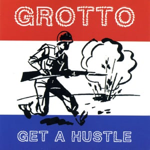 Image of Grotto - Get A Hustle (CD)