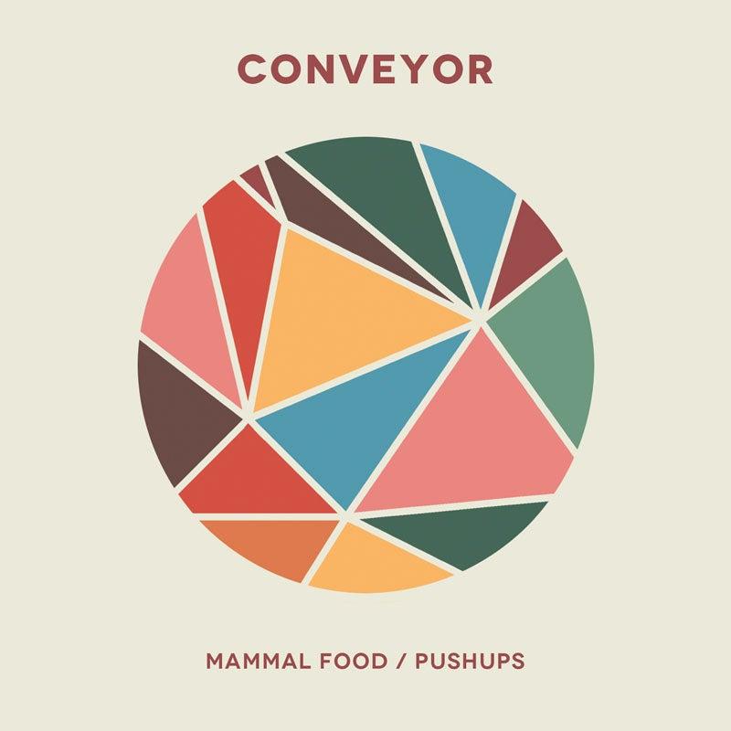 "Image of Conveyor - Mammal Food / Pushups 7"""