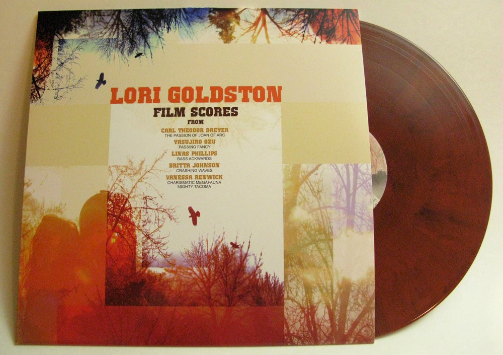 Image of Film Scores LP