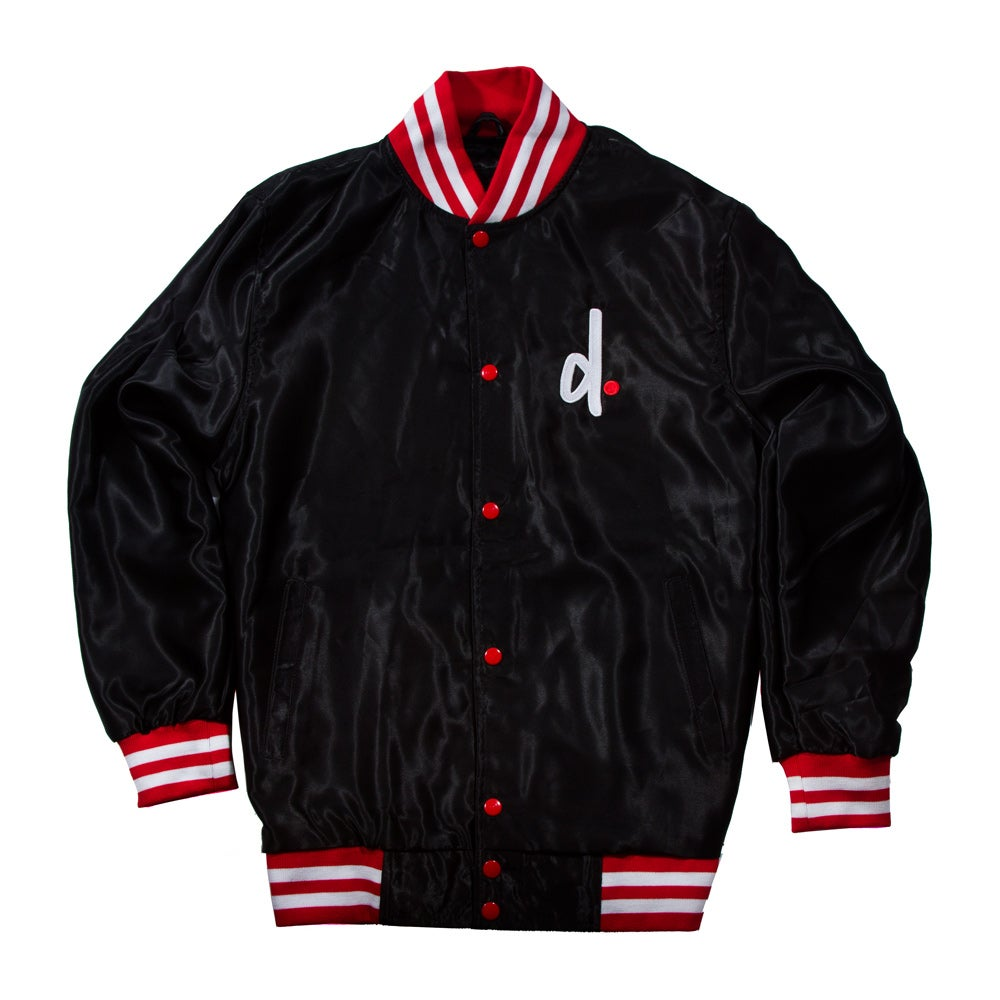 Image of B's Throwback Varsity Jacket
